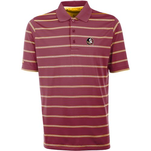 Antigua Men's Florida State University Deluxe Polo Shirt