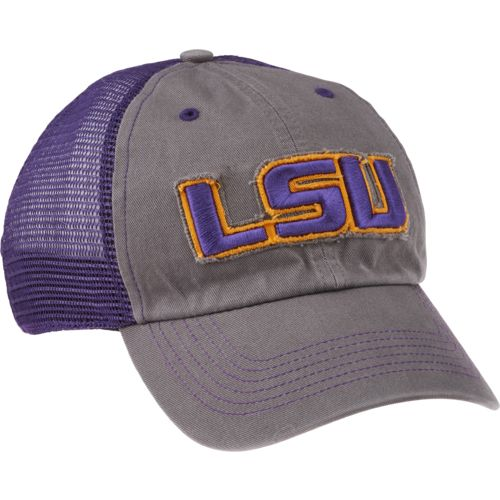 '47 Men's Louisiana State University Blue Mountain Closer Mesh Cap