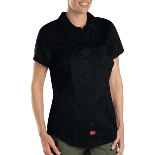 Dickies Women's Short Sleeve Work Shirt