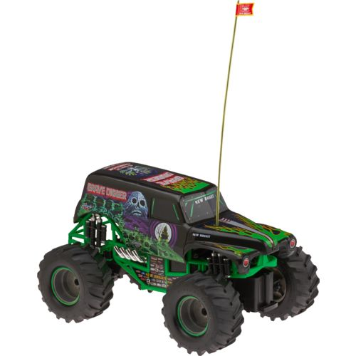 "New Bright 15th scale (12"") Radio Control Monster Jam Truck Assortment"