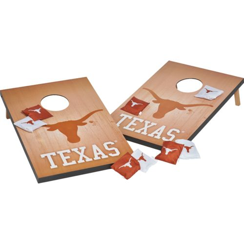 Wild Sports University of Texas Tailgate Beanbag Toss