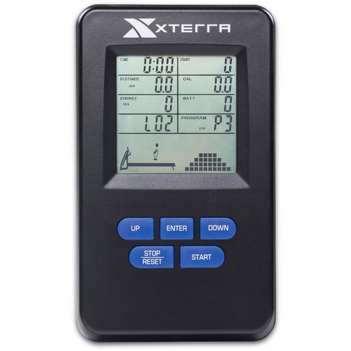 XTERRA ERG400 Rower - view number 6
