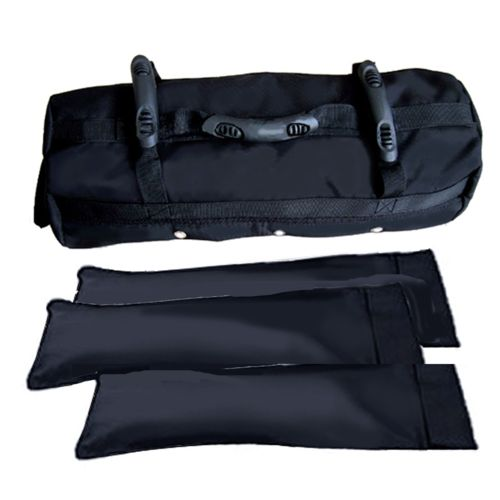Display product reviews for Apollo Athletics 3-Sleeve Sand Bag