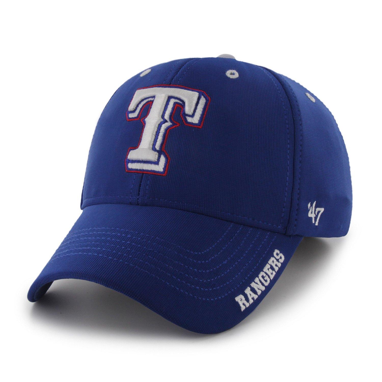 '47 Men's Texas Rangers Condenser MVP Cap