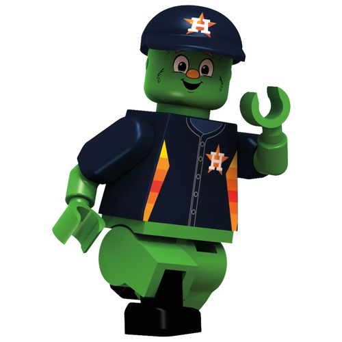 OYO Sports Houston Astros Mascot Orbit Limited Edition Minifigure