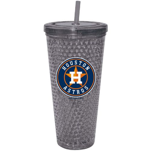 Hunter Houston Astros 22 oz. Ice Sip N Go Tumbler with Lid and Straw