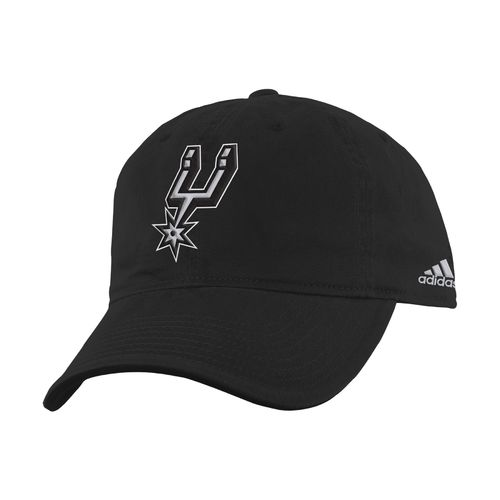 adidas™ Kids' San Antonio Spurs Adjustable Basic Slouch Cap