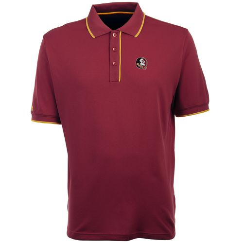 Antigua Men's Florida State University Elite Polo Shirt