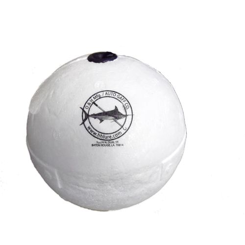 "O&H Mfg. 6"" Crab Trap Ball Float"