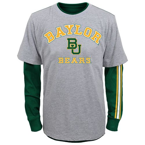 NCAA Toddlers' Baylor University Classic Fade T-shirt Combo Pack