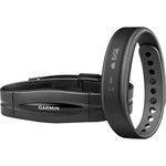 Garmin vívoactive™ Activity Tracker Bundle with Heart Rate Monitor