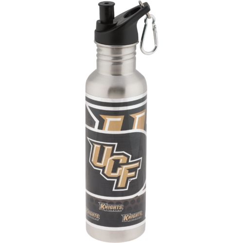 Great American Products University of Central Florida 26 oz. Stainless-Steel Water Bottle with Lid
