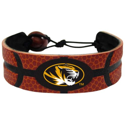 GameWear University of Missouri Classic Basketball Bracelet