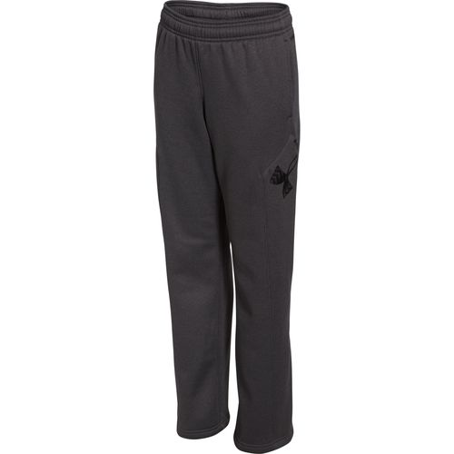 Under Armour Boys' UA Storm Armour Fleece Big Logo Pant