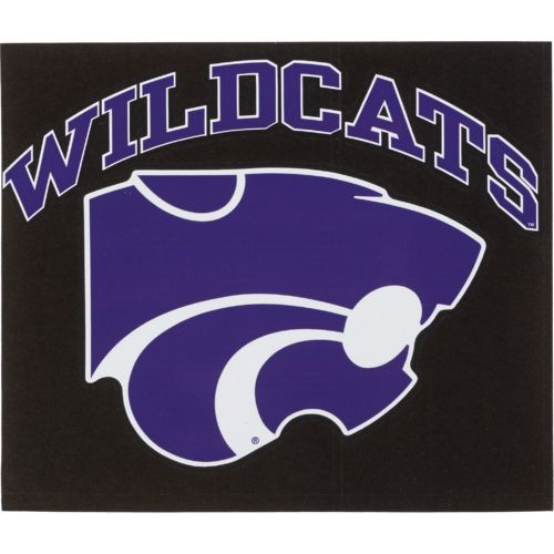 "Stockdale Kansas State University 8"" x 8"" Vinyl"