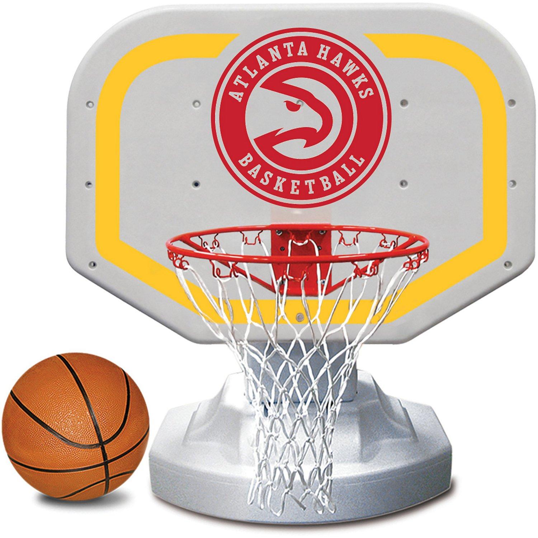 Poolmaster® Atlanta Hawks Competition Style Poolside Basketball