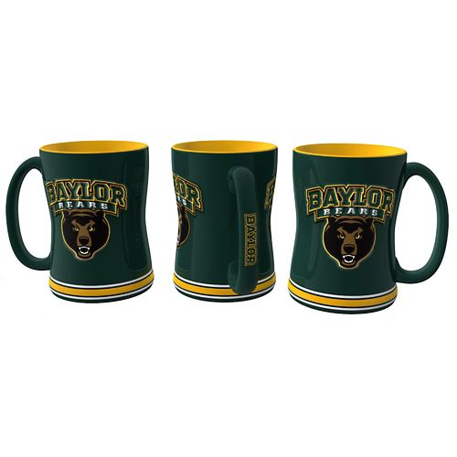 Boelter Brands Baylor University 14 oz. Relief-Style Coffee