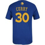 adidas™ Men's Golden State Warriors Stephen Curry #30 High Density T-shirt
