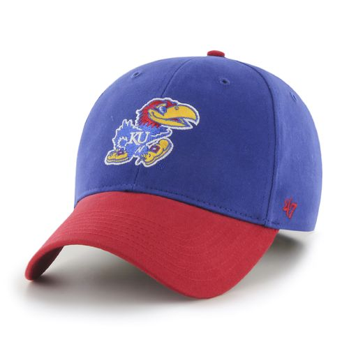 '47 Boys' University of Kansas Short Stack MVP Cleanup Cap - view number 1