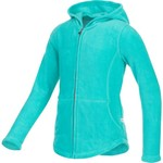 Magellan Outdoors™ Girls' Full Zip Monkey Fleece Jacket