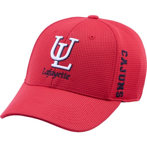 Top of the World Men's University of Louisiana at Lafayette Booster Plus Cap