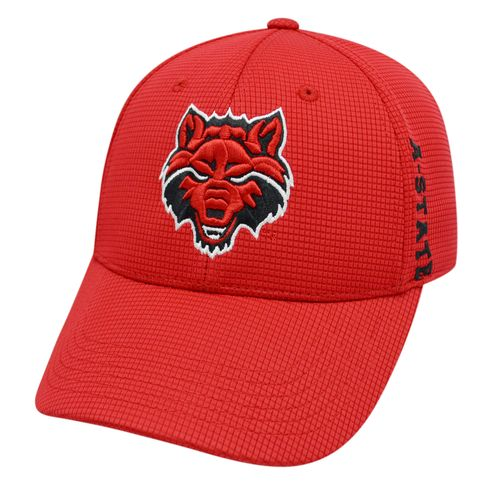 Top of the World Men's Arkansas State University Booster Plus Cap