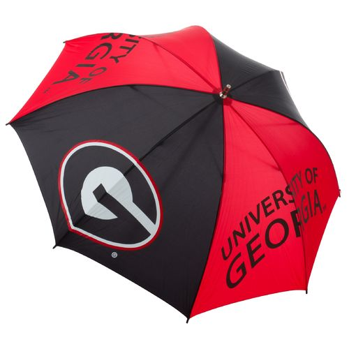 "Storm Duds University of Georgia 42"" Super Pocket Mini Folding Umbrella"