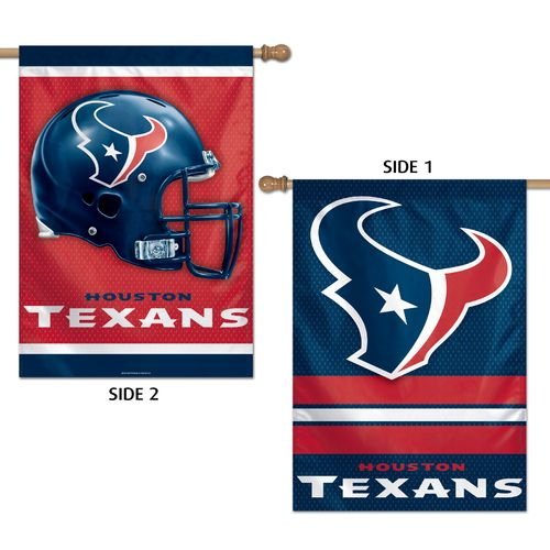 WinCraft Houston Texans 2-Sided Vertical Flag
