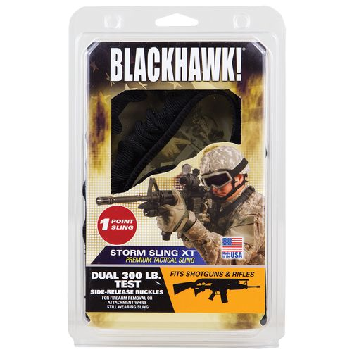 "Blackhawk!® Storm 1.25"" XT Single Point Sling"