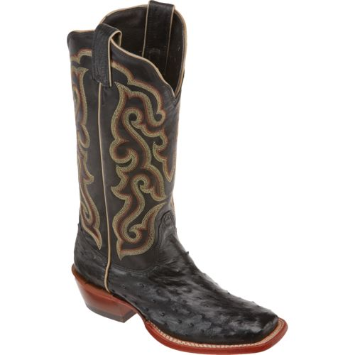 Nocona Boots Women's Premium Full-Quill Ostrich Western Boots