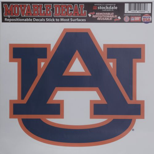 Stockdale Auburn University Single Logo Decal