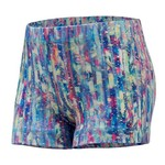 Capezio® Girls' Future Star Celebration Printed Bike Short