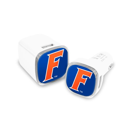 Mizco University of Florida USB Chargers 2-Pack