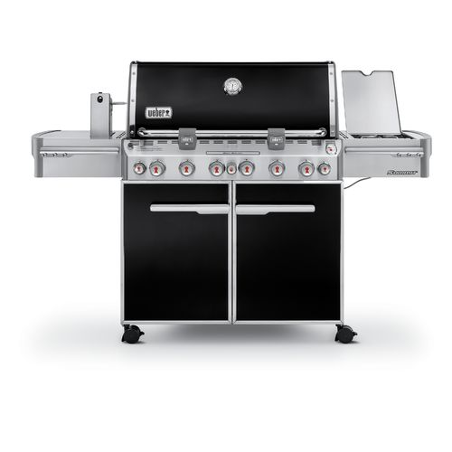 Weber® Summit® E-670™ 6-Burner Liquid Propane Gas Grill - view number 2