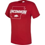 Image One Men's University of Arkansas Basic T-shirt