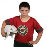 Franklin Kids' Minnesota Wild Uniform Set - view number 2