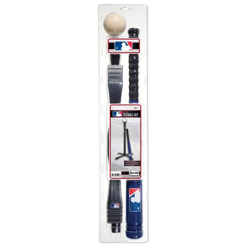 Franklin Kids' MLB Foam T-ball Set - view number 2