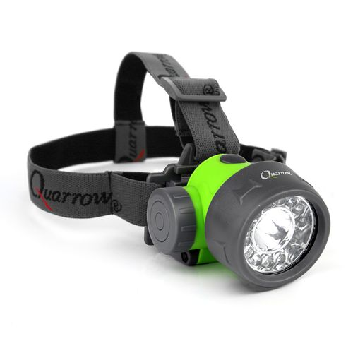 Display product reviews for Quarrow LED Headlamp