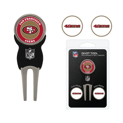 Team Golf San Diego Chargers Divot Tool and Ball Marker Set