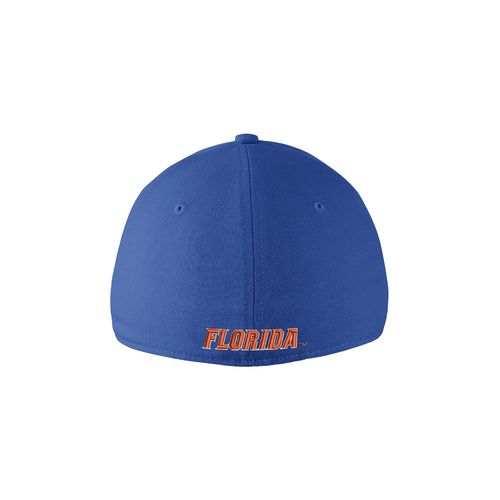 Nike™ Adults' University of Florida Swoosh Flex Cap - view number 2