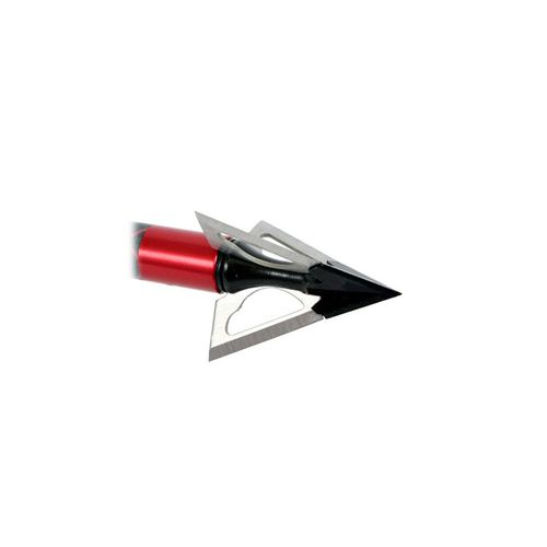 Parker Red Hot Crosspro 100 FX Broadheads 3-Pack