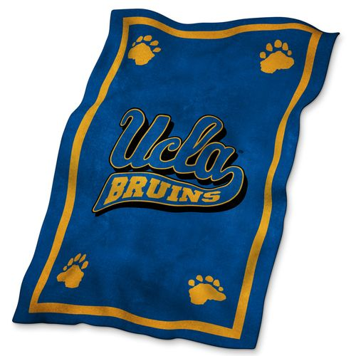 Logo™ UCLA Ultrasoft Blanket - view number 1