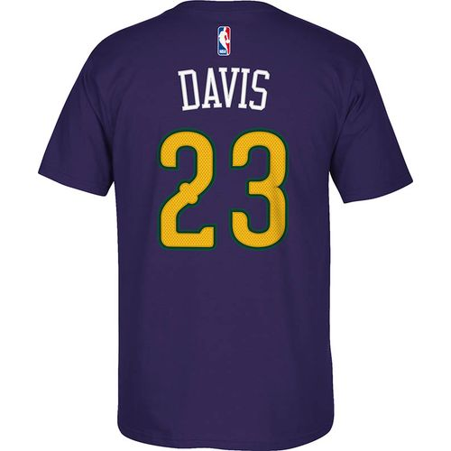 adidas™ Men's New Orleans Pelicans Davis Pride High Density T-shirt