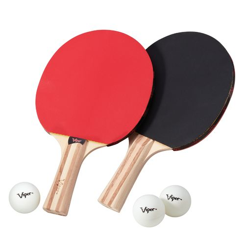 Viper 2-Racket Table Tennis Set