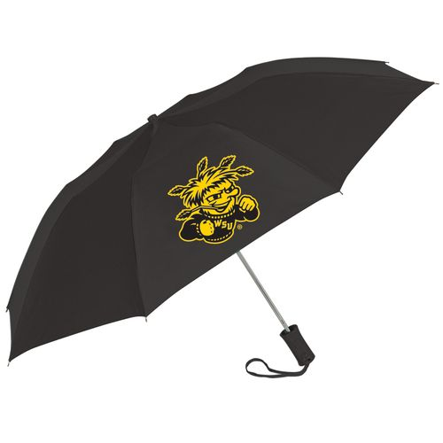 Storm Duds Wichita State University 42' Automatic Folding Umbrella