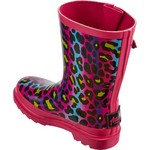 Austin Trading Co.™ Girls' Ombré Cheetah Rubber Boots - view number 3