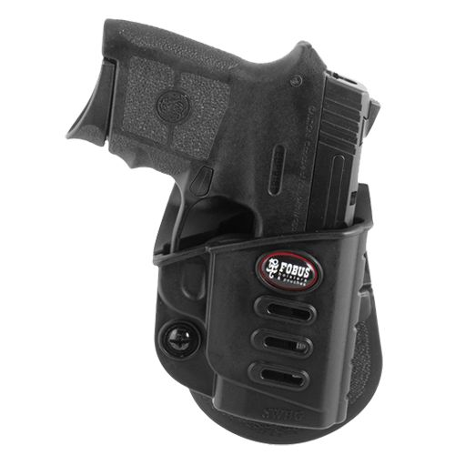 Fobus S&W Bodyguard Standard Evolution Paddle Holster - view number 1