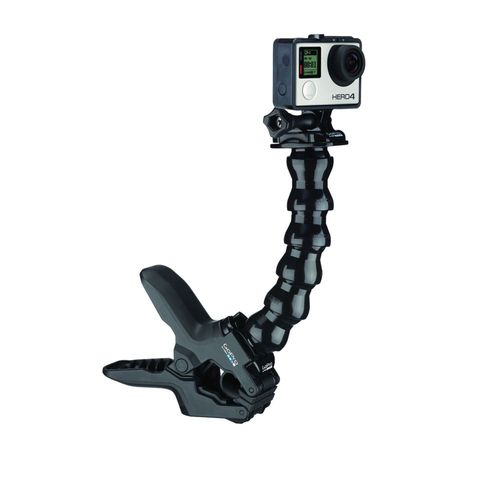 GoPro Jaws Flexible Clamp Camera Mount - view number 1