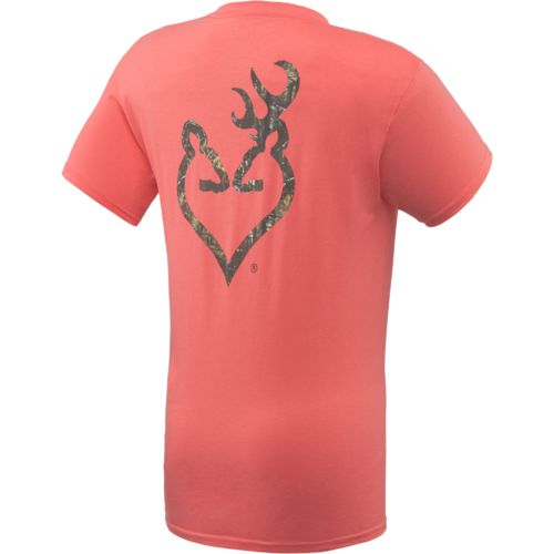 Browning Women's Buckheart T-shirt