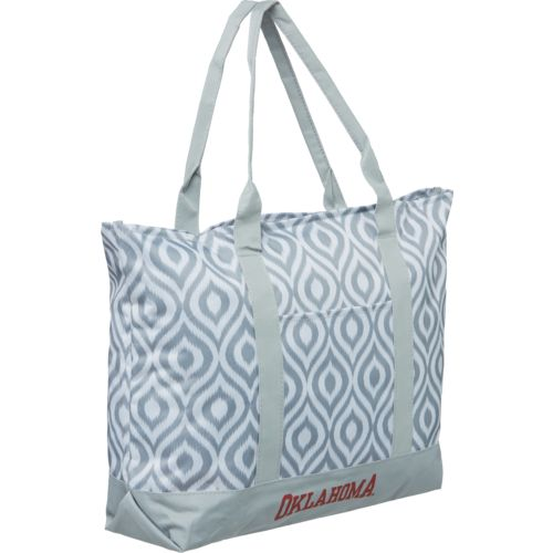 Logo™ Women's University of Oklahoma Ikat Tote Bag